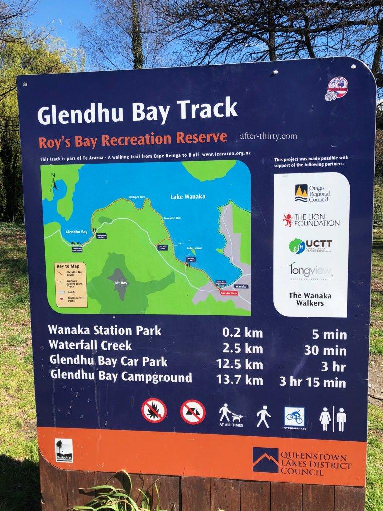 glendhu bay track