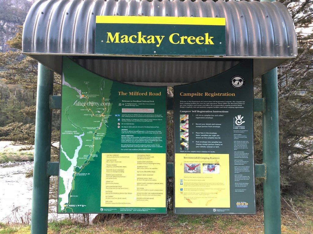Mackay Creek