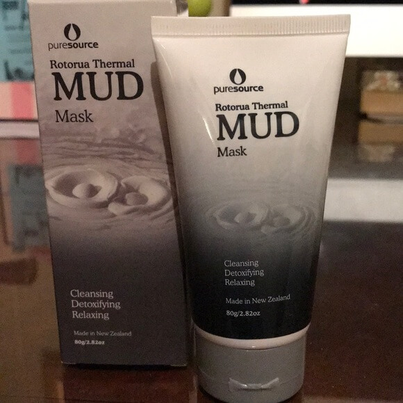 PureSource rotorua thermal mud mask