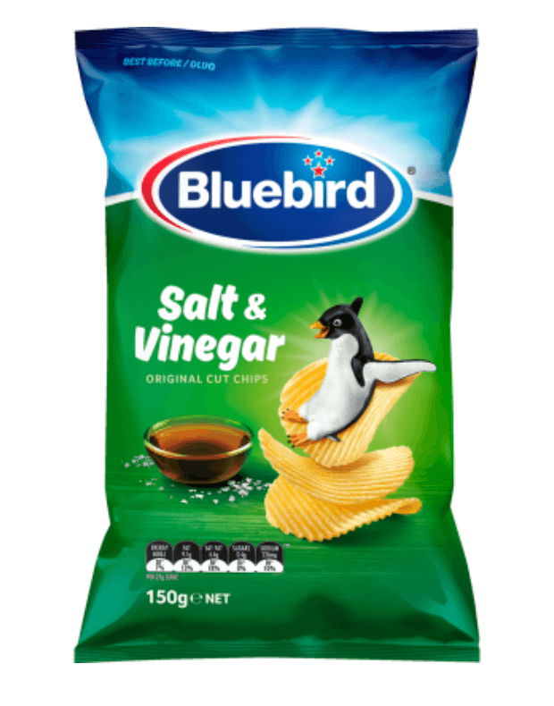 bluebird salt & vinegar