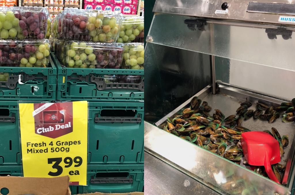 new zealand groceries