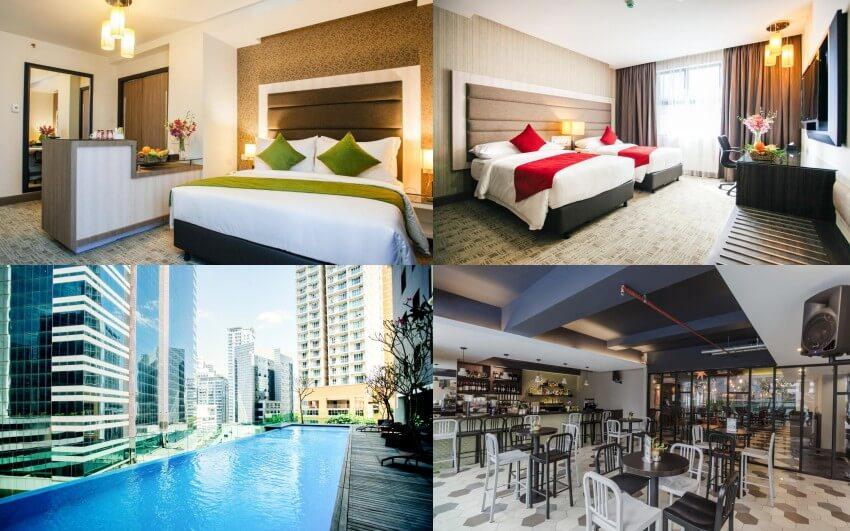 吉隆坡住宿
