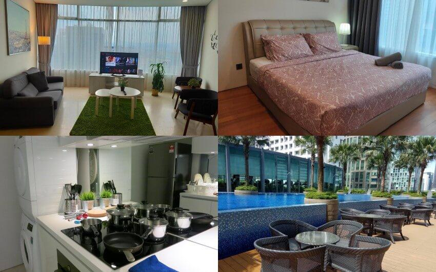 吉隆坡民宿
